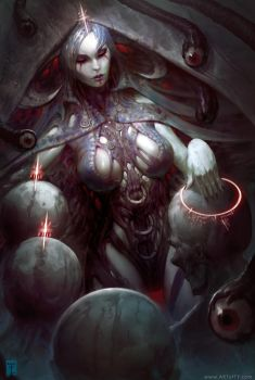 Mother of Flesh by ArtofTy