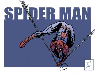 Spiderman More Spiderman-like by narutowannabe