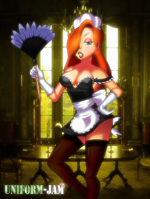 Mrs. Jessica Rabbit by Severflame
