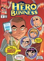 Hero Business Cover 5 Remastered by BillWalko