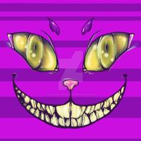 Cheshire Smile by storytellersdaughter