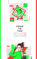Graphic // Kristen Stewart //  COME TO YOU by hyolee112