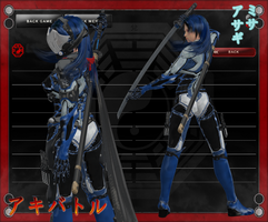 SODC7 Code Name Kunoichi Preview by SSPD077 by SSPD077