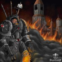 KoD - Black Legion by AntonMoscowsky