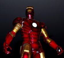 The Invincible Iron Man by hrxfab