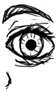 SketchThis - Eyes by Dorydraws