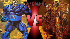 Apocalypse vs God Emperor of Mankind by Dynamo1212