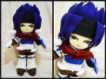 Priam - Fire Emblem Plushie by renealexa-plushie
