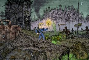 Fallout by CaptainBeyond