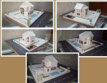 Weekend House Project- Model by Wirsha
