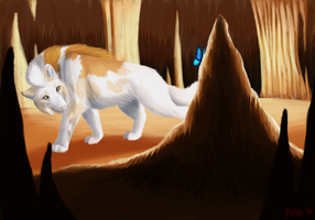 The Tiny Guide: Commission for TheCerebralCortex by Bimisi