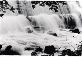 waterfall by atdilives