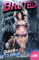 Brutella: Queen of Eternia by ROCINATE