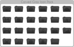 Carved Gray Icon Pack by TxusMetal4ever