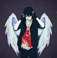 Lawliet from Death Note by syedhaniali