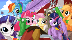 What About Discord? 16:9 by mysticalpha