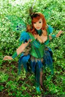 Absinthe Fairy Preview by yayacosplay