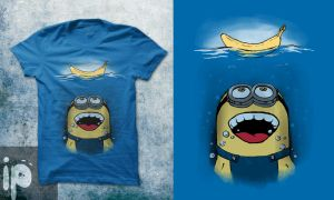 Jaws Minion by inmaxpictures