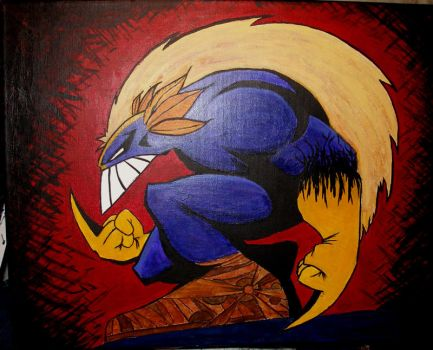 The Maxx by Kid-With-The-Hat