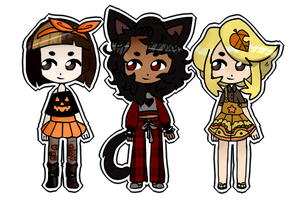 [70 POINTS] Fall Themed Adopts!(CLOSED) by all-adoptable