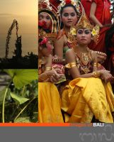 Images of Bali by Alteaven