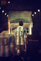 MESSI by omar05