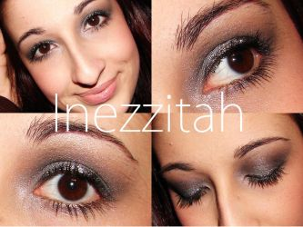 New Years Eve Makeup by inezzitah