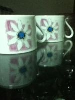 lovely cups by littlebluewildfire