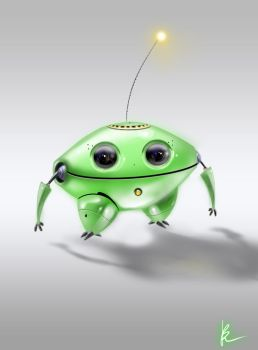 Lime-Droid by Jaydawg