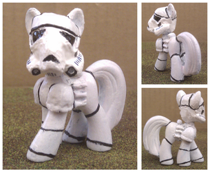 My Little Stormtrooper by Z113