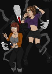 Searching for Slender Man by AngieAngelo
