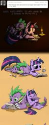 Friends for ever? by Rayhiros