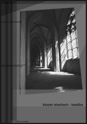 kloster eberbach III by PiCue