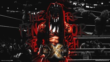 WWE NXT Finn Balor Wallpaper by Phenomenon-Des