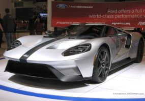Ford GT Mk VIII by S-Amadeaus