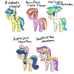 MLP Crackship Adopts! [3/5 Open] by earthponi