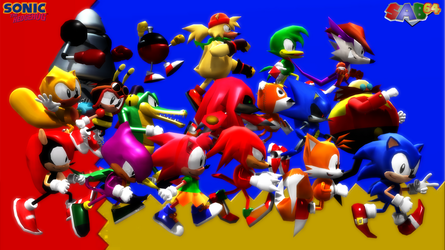 Classic Sonic Collection by SAB64