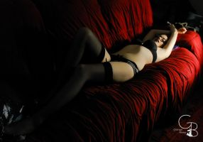 Shadow Girl Sample 1 by Gravure-Bunny