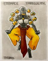 [P] - EMBRACE TRANQUILITY by Tyfordd