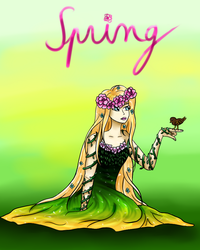 ROTG : Kore - Spirit of Spring by Neutch