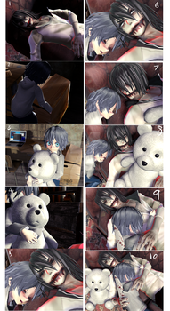 ::Teddy For Pap Pap:: by PrettySkitty16