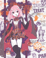 ` Halloween by lunafate