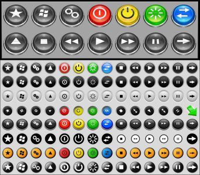 I like buttons by MazeNL77
