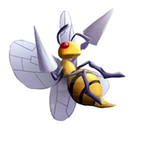 #015-Beedrill by rodrigues-feh