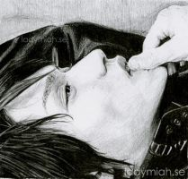 Nishikido Ryo - in thoughts. by LadyMiah