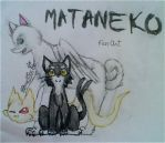Mataneko fanart by Bigotitos
