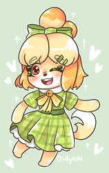 Isabelle by Purinri