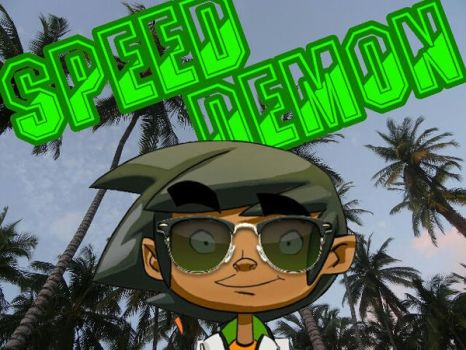 Speed Demon Desktop...Thingy. by BreBreIsCrayCray