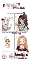 Double Meme With Echo! by ChiliChizu