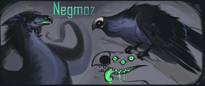 [CLOSED] Adopt Auction - NEGMOZ by Terriniss